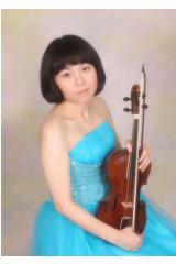 バイオリン講師 岡林 鮎美