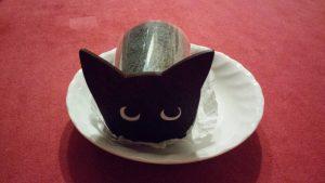 Chat noir 黒猫ロール