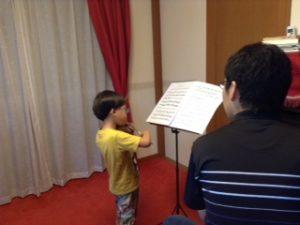 大阪府 四條畷市のスウォナーレバイオリン教室