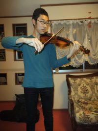 大阪府四條畷市のスウォナーレバイオリン教室