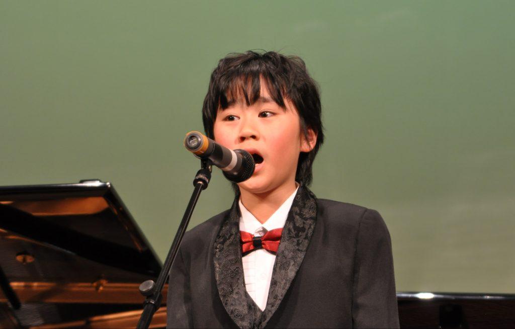 大阪府四條畷市のスウォナーレキッズボーカル教室