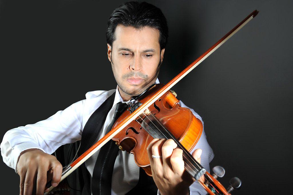 バイオリンを習う