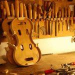 バイオリン工房