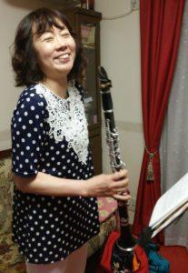 大阪府四條畷市のクラリネット音楽教室
